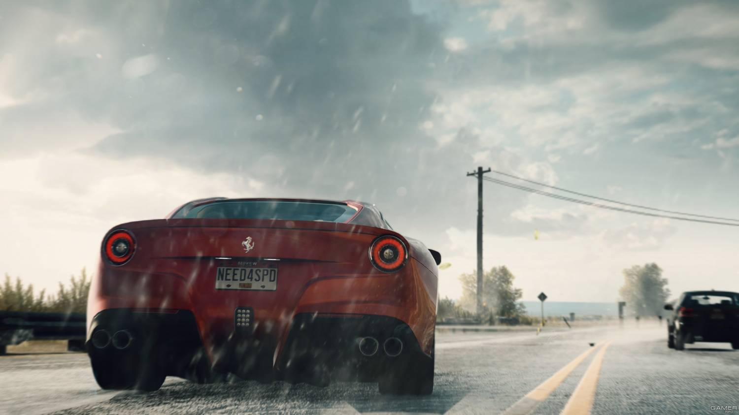 Need for Speed Rivals (NFS)