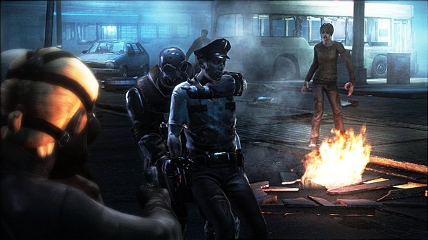 Resident evil operation raccoon city трейнер 8