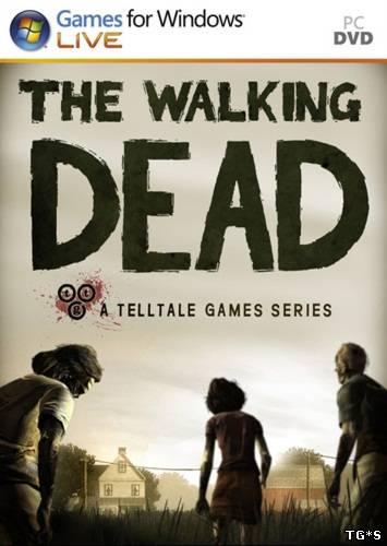 the walking dead игру русская версия
